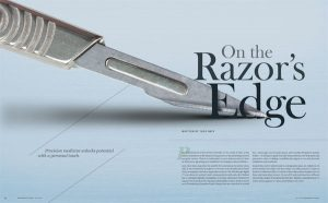 On the Razor's Edge story image