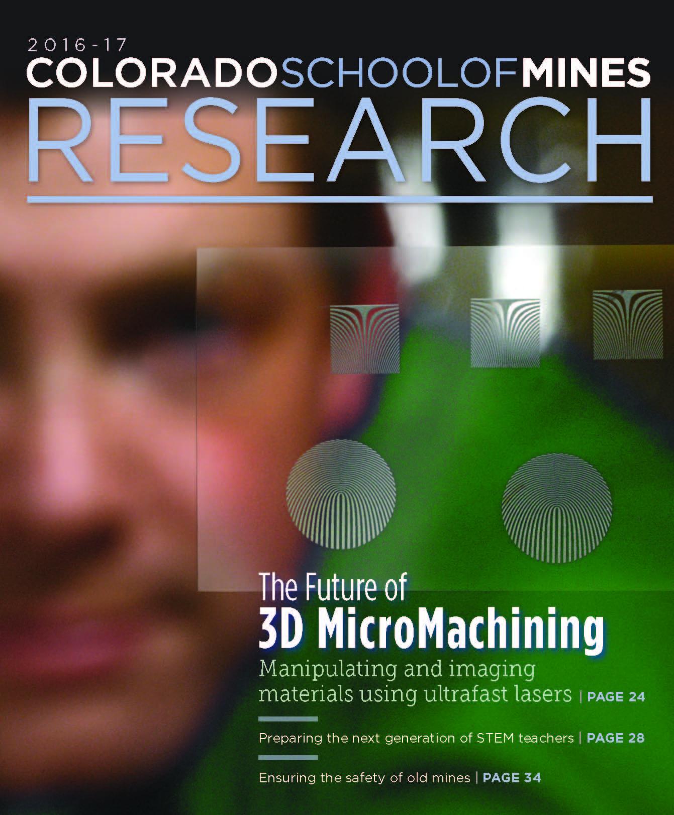 3D Micromachining