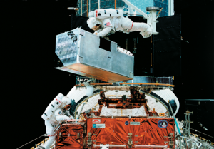 COSTAR installation, Hubble Space Telescope