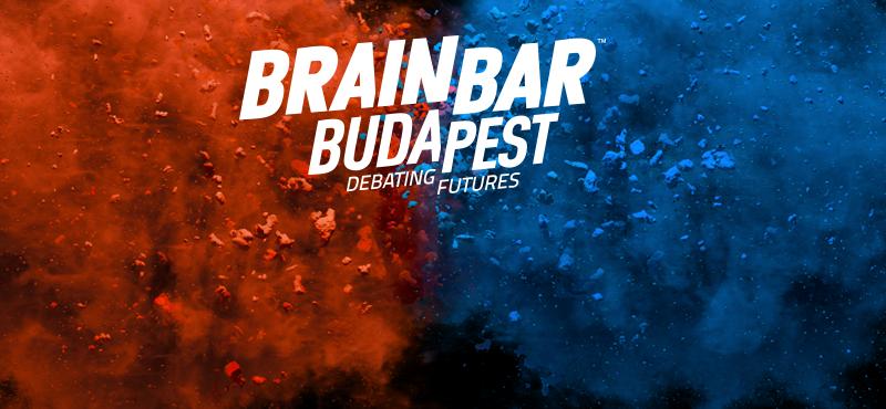 Brain Bar Budapest cover logo