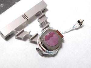 Deep Impact mirror mount