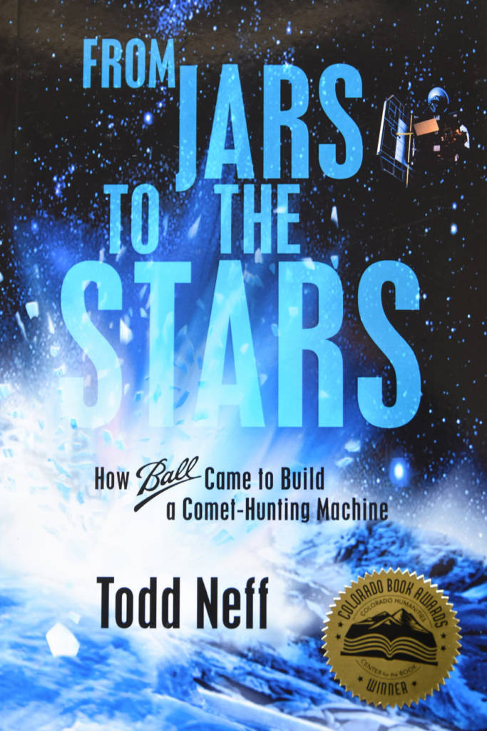 from jars to the stars a book by todd neff todd neff