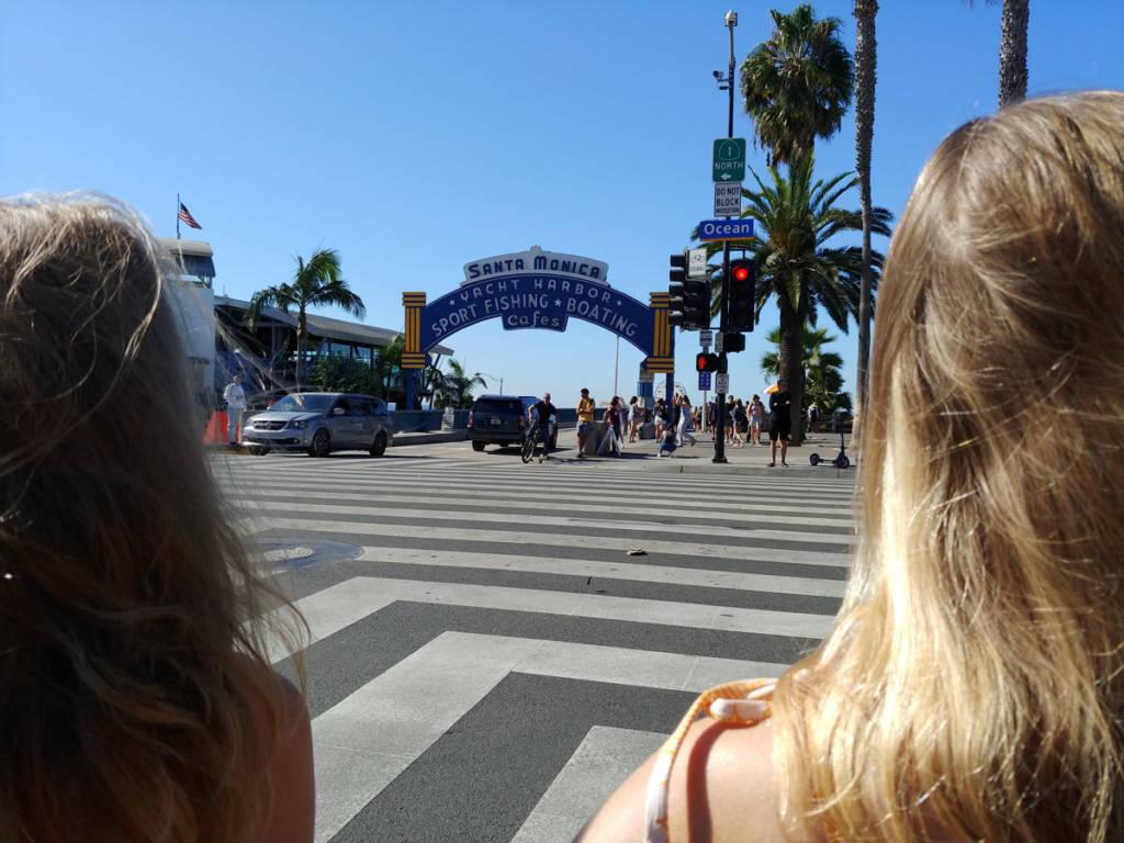Ocean Boulevard at Santa Monica Pier