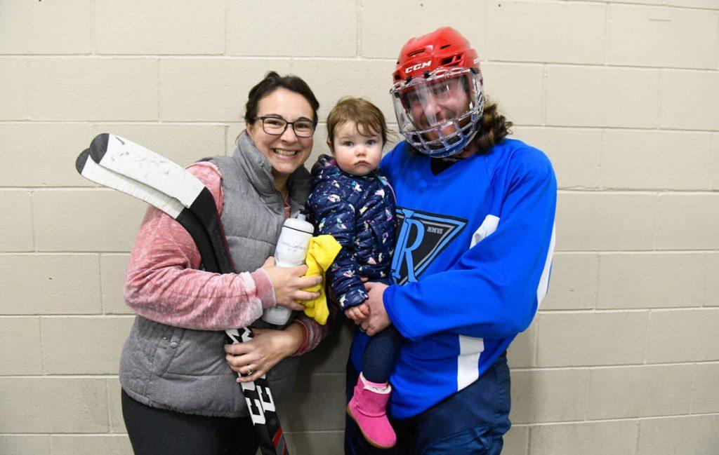 Jacob Bailey and family