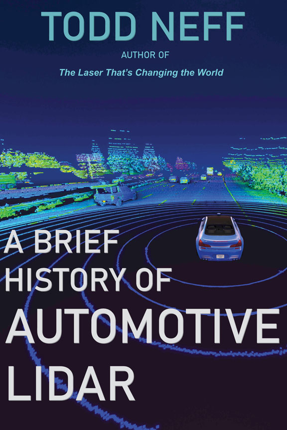 A Brief History of Automotive Lidar cover image