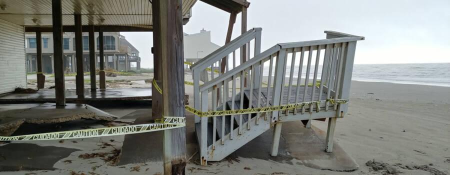 A glimpse of the future on Galveston Island